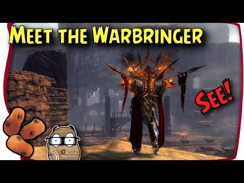 """Guild Wars 2 - The Competitive Feature Pack - WvW Pips, """"Warbringer"""" New Legendary & More!"""