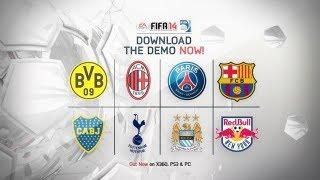 FIFA 14 DEMO GAMEPLAY - LE MIE PRIME IMPRESSIONI!