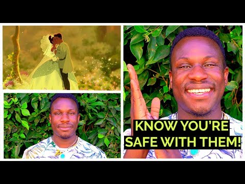 HOW TO KNOW YOU'RE SAFE WITH SOMEONE