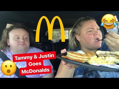 Tammy & Justin Goes McDonalds | MUKBANG