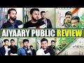 Aiyaary Movie Public Review: Manoj Bajpayee | Sidharth Malhotra | Neeraj Pandey | FilmiBeat