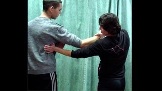 Вин Чун кунг-фу: урок 25. ЧУМ КИУ ТАО (ФОК САУ и удар кулаком или ладонью)