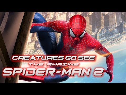 Creatures Go See The Amazing Spider-Man 2 poster