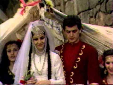 Армянские танцы - фильм -концерт