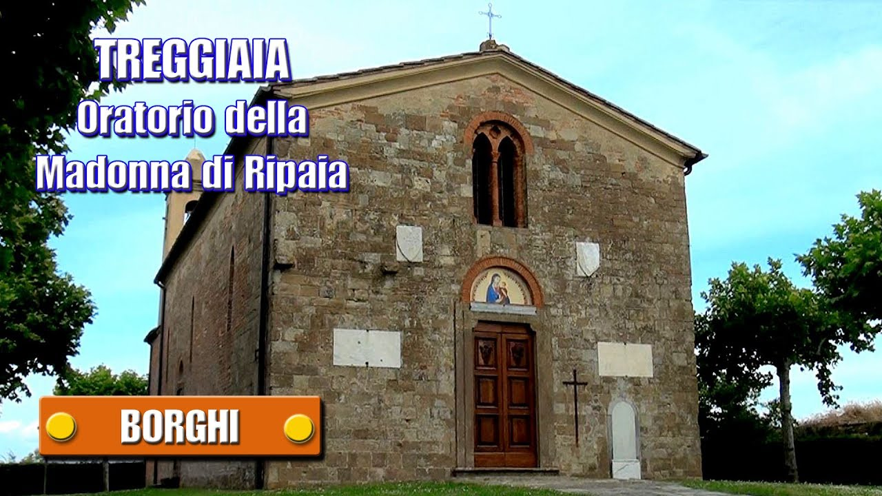 TREGGIAIA - Pontedera (PI) - Oratorio della Madonna di ...