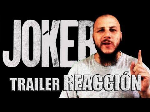JOKER  | Primer Trailer | REACCIÓN