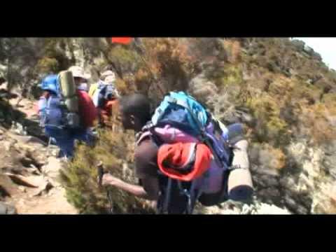 Alpinistat e parë Shqiptarë në Kilimanxharo