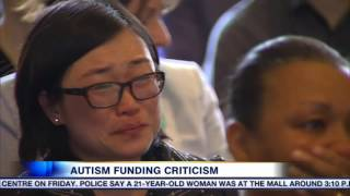Video: Parents to Liberals on Ontario Autism Program: