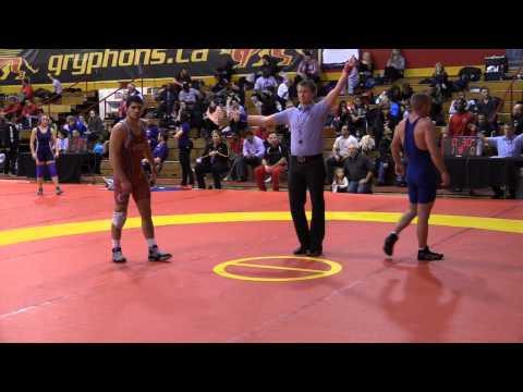 2014 Guelph Open: 57 kg Dan Mitcheff vs. Gaston Tardif
