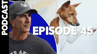 Dog Training Q&A Podcast episode 45 - Robert Cabral Online Dog Training Video Podcast