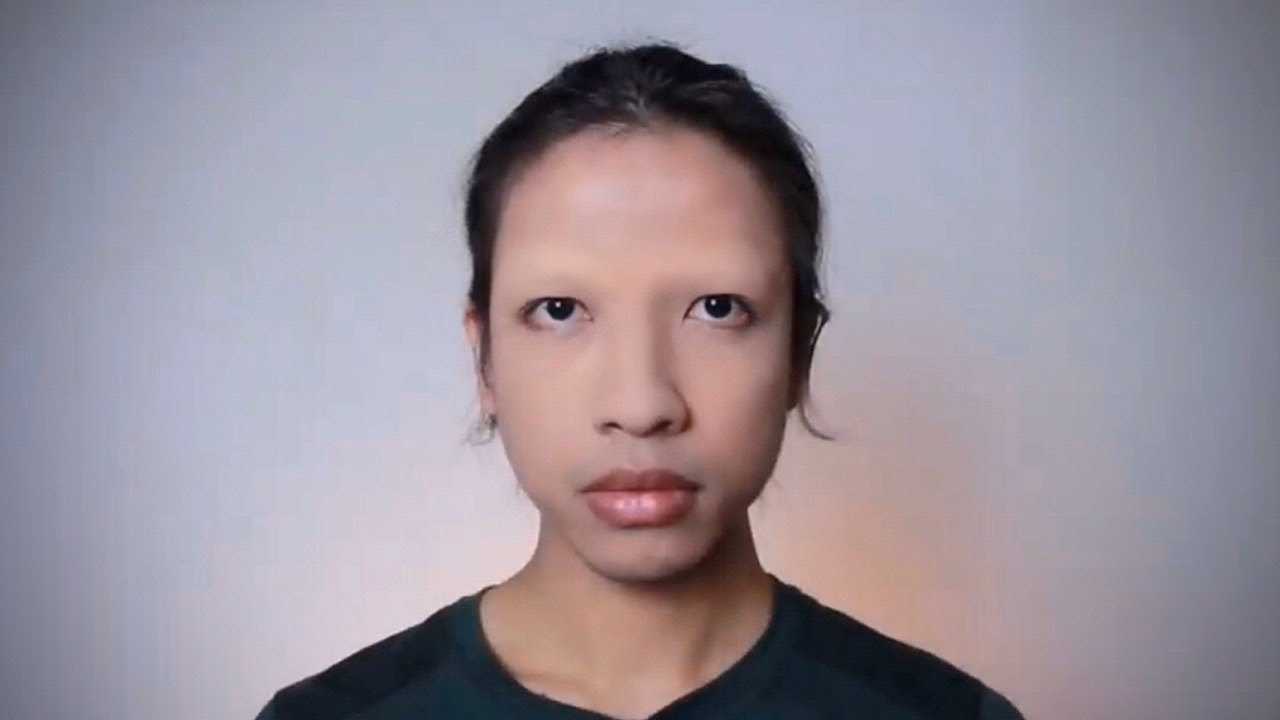 How to Cover Eyebrows for Beginners - YouTube