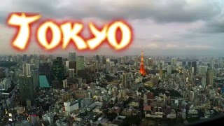 A video from my stay in Tokyo in June 2015. While thinking of music...