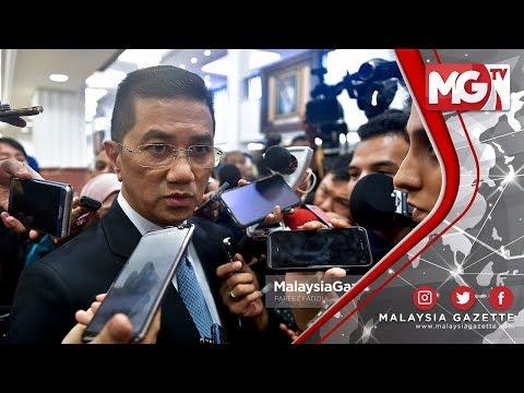 TERKINI : Azmin Ali Akui Jalan Sukar Untuk PRK DUN Rantau