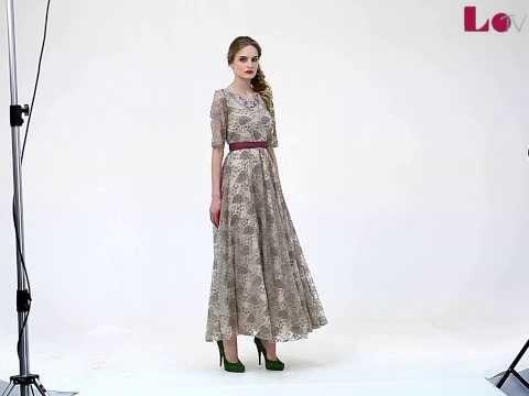 вечерние платья от 800 руб