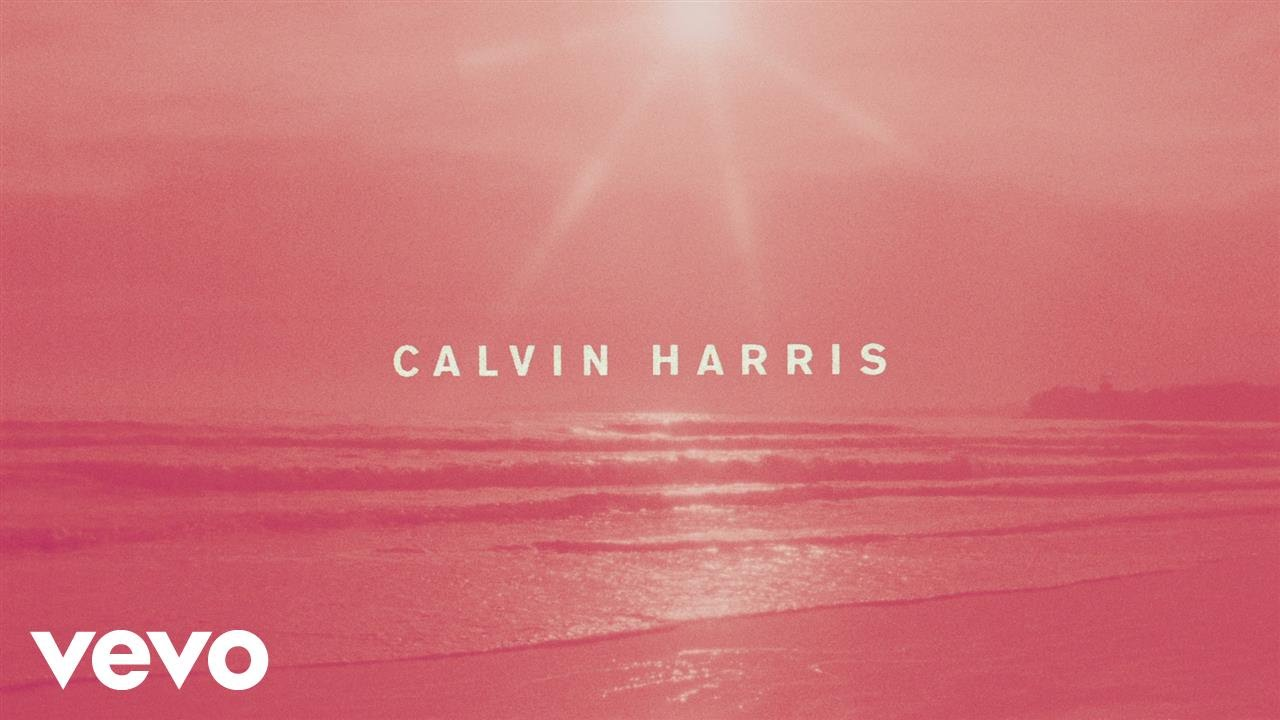 「Calvin Harris - Funk Wav Bounces Vol. 1 - Album Trailer」の画像検索結果