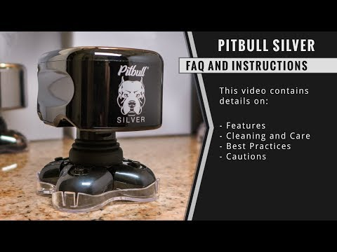 The Best Mens Electric Shaver Skull Shaver Pitbull Silver FAQ, Instructions, and Tips
