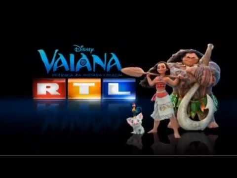 Moana / Vaiana: TV Promo [RTL]