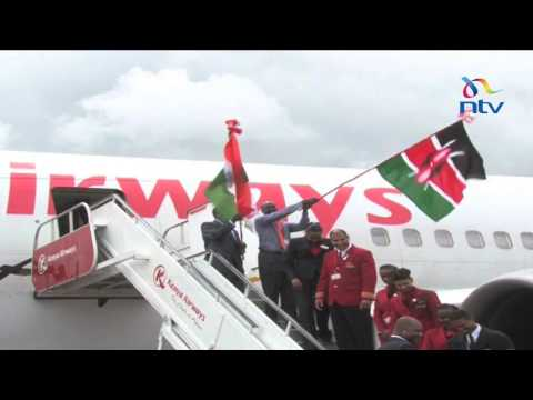 Airlines to be able to fly directly between Kenya and the U.S.