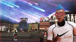 NBA 2K19 IMDAVISS CLONE GOES TO THE PARK