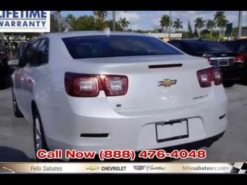 2015 chevrolet malibu sedan for sale at felix sabates. Black Bedroom Furniture Sets. Home Design Ideas
