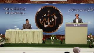 News - 25th Jalsa Salana Sweden 2016 [URDU] - MTA International Sweden Studios
