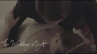 Sex interracial Wedding night