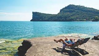 Camping La Rocca - Manerba del Garda, Gardasee, Italien