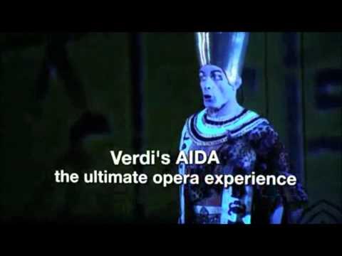 Aida trailer - Opera Australia