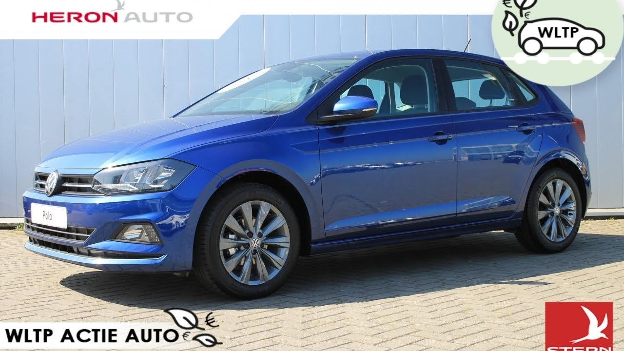 Volkswagen Polo New 10 Tsi 95pk Highline Youtube