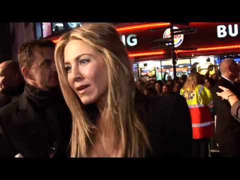 Jennifer Aniston To Appear Nude In New Film?