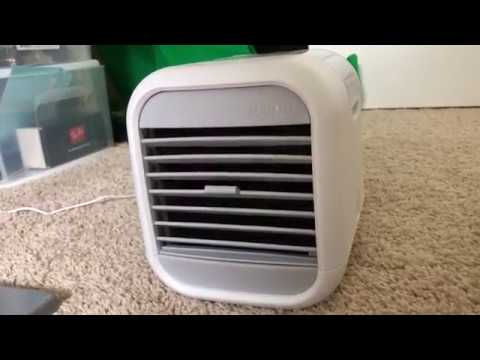 Do Mini Portable Air Conditioners Really Work Youtube