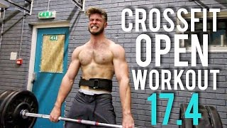 CROSSFIT OPEN WORKOUT 17.4