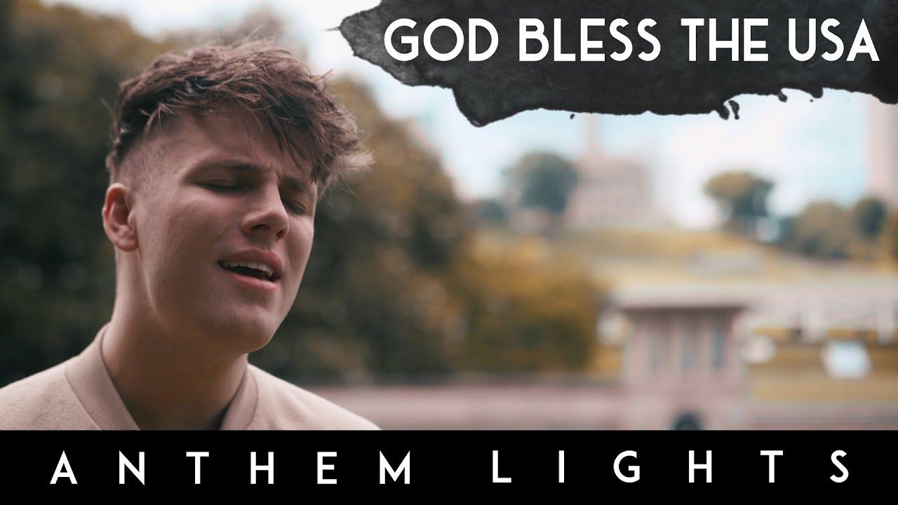 God Bless The USA - Lee Greenwood   Anthem Lights Cover