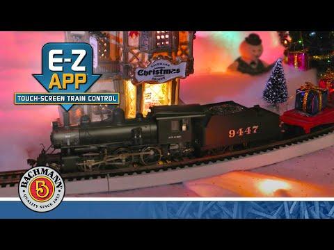 E Z App Plays Christmas Music!