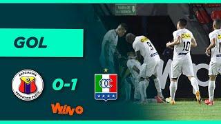 Pasto vs. Once Caldas (0-1) | Liga BetPlay Dimayor 2021-II | Fecha 12