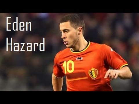 Eden Hazard ► I'm Ready for the World Cup | 2014 |