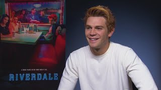 Riverdale: KJ Apa on his school life & American accent issues