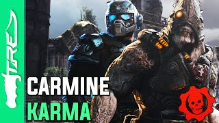 CARMINE KARMA! - Gears of War 2 Multiplayer Gameplay w/ LANDAN (Xbox One Gameplay)