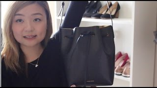 Huge Birthday Haul- Mansur Gavriel, Van Cleef, Chanel, Moschino, and more PLUS Birthday OOTD Thumbnail