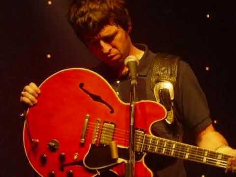 Oasis - Stop Crying Your Heart Out (Live, Noel Vocals, Electric Version)