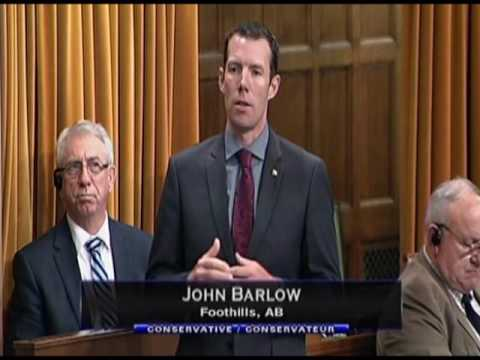 Dr. Kitchen and MP Barlow Exchange thoughts on Bill C-14