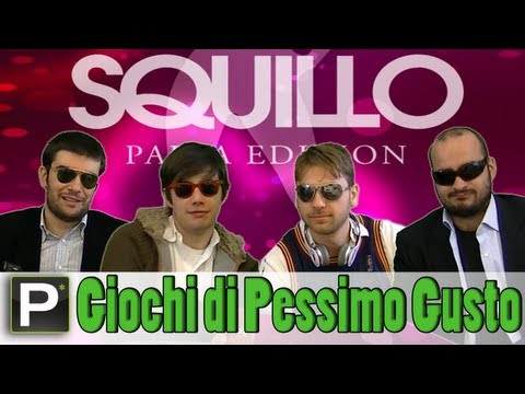 Giochi di Pessimo Gusto - EP14 Squillo Game (Pappa Edition)