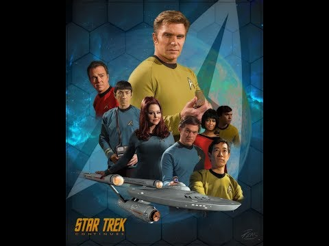 Star Trek Continues: To Boldly Go part one, my thoughts
