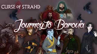 Journey to Barovia *Original Composition*