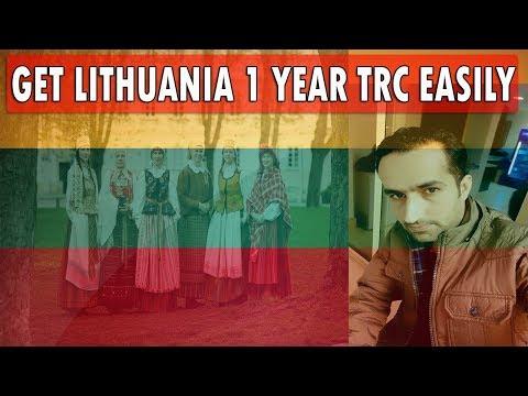 Get Lithuania TRC Easily