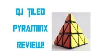 qj tiled pyraminx review
