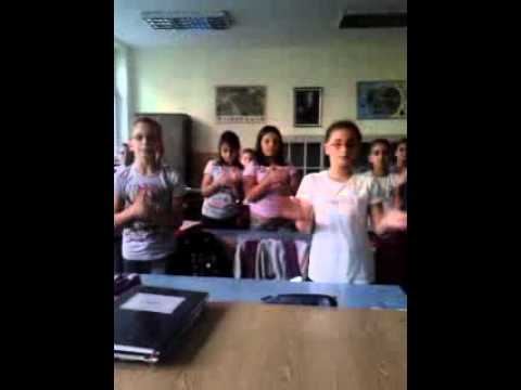 Happy Birthday Song (serbian)