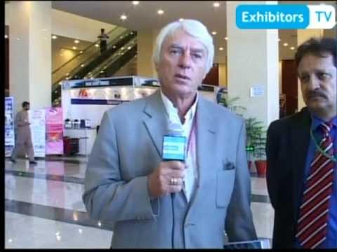 "Delegation from ""Vienna University of Technology (TU Vienna)"" visited VASSCAA-6 2012 (Exhibitors TV)"