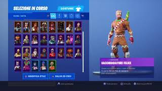 Fortnite skin marzipan - look at the description