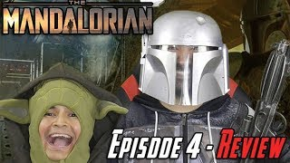 The Mandalorian Episode 4 - Angry Review